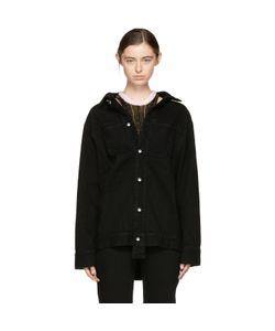 Eckhaus Latta | Oversized Denim Jacket