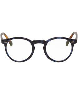 Oliver Peoples | Tortoiseshell Gregory Peck Glasses