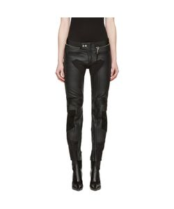 Alyx | Leather Moto Trousers
