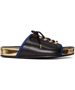 Balmain | Lace-Up Sandals