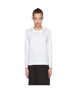 Comme Des Garçons Comme Des Garçons | Pearl Necklace T-Shirt