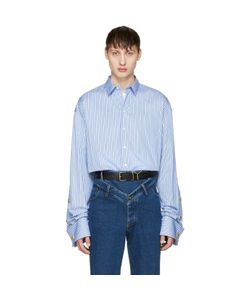Y-Project | Oversized Striped Shirt