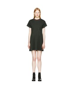 Eckhaus Latta | Topstitched T-Shirt Dress