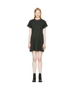 Eckhaus Latta | Topstitched T-Shirt Dress