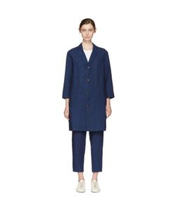 Blue Blue Japan | Linen Engineer Coat