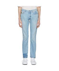 April77 | Cult Open Double Jeans