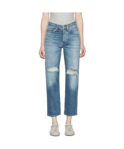 Won Hundred | Pearl Jeans