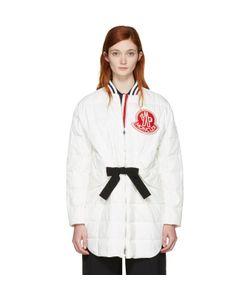 Moncler Gamme Rouge | Down Logo Coat