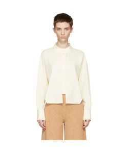 Eckhaus Latta | Cropped Shirt