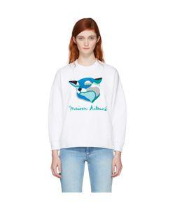 Maison Kitsuné | Inès Longevial Edition Fox Sweatshirt