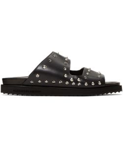 Alexander McQueen | Studded Slide Sandals