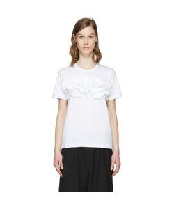 Comme Des Garçons Comme Des Garçons | Ruffle T-Shirt
