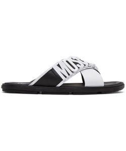 Moschino | Logo Sandals
