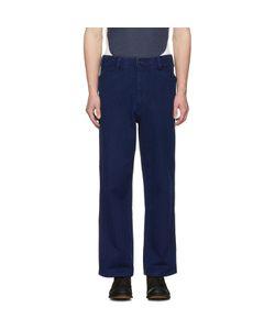 Blue Blue Japan | Sashiko Engineer Jeans