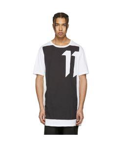 11 By Boris Bidjan Saberi | And Block Cut T-Shirt
