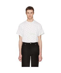 Eckhaus Latta | Lapped T-Shirt