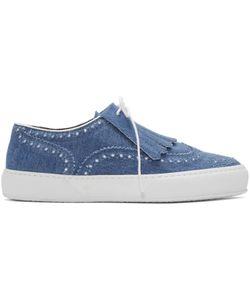 Robert Clergerie   Tolka Denim Sneakers