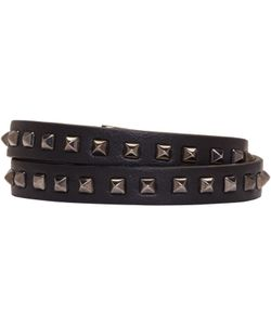Valentino | Mini Stud Double-Wrap Bracelet