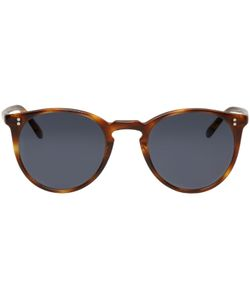 Oliver Peoples | The Row Edition Omalley Nyc Sunglasses
