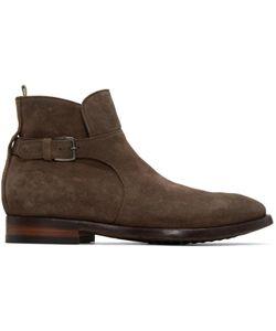 Officine Creative   Princeton 60 Buckle Boots
