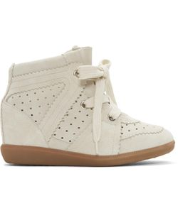 Isabel Marant | Bobby Wedge Sneakers