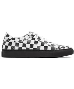 Facetasm | And Checkered Sneakers
