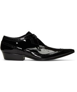 Haider Ackermann | Patent Leather Brogues