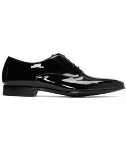 Paul Smith   Patent Fleming Oxfords