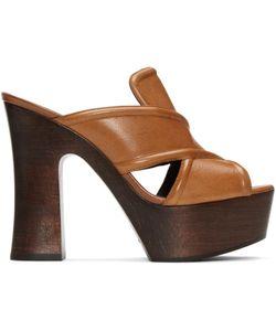 Saint Laurent | 626 Clog Sandals