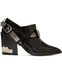 Toga Pulla   Western Strap Boots
