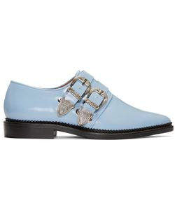Toga Pulla | Two-Buckle Loafers
