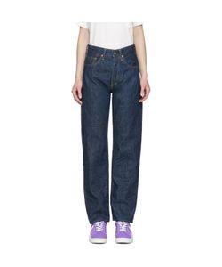 Chimala | Selvedge Deep Rise Jeans