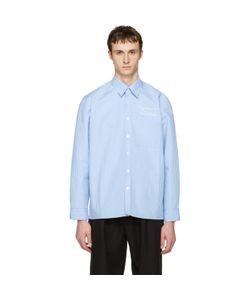 Martine Rose | Striped Oversized Shirt