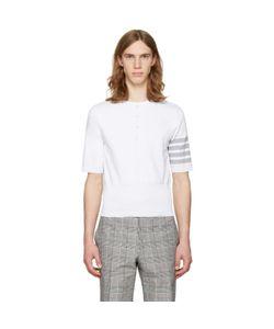 Thom Browne   Trompe Loeil Four Bar T-Shirt