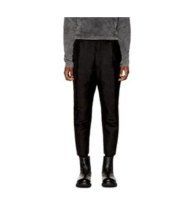 The Viridi-Anne | Linen Straight Trousers