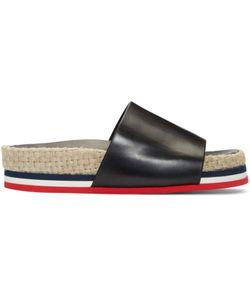 Moncler | Evelyne Flatform Sandals