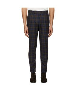 Paul Smith | Plaid Formal Trousers