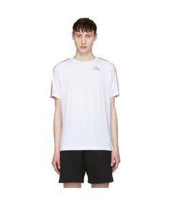 Gosha Rubchinskiy   Kappa Edition Logo Sleeve T-Shirt