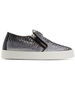 Giuseppe Zanotti | And May London Slip-On Sneakers