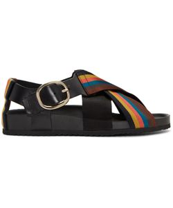 Paul Smith | Light Striped Ray Sandals