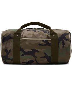 Valentino | Camo Rockstud Duffle Bag