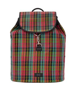 Paul Smith | Woven Check Backpack