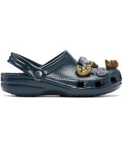 Christopher Kane | Stone Embellished Crocs Clogs