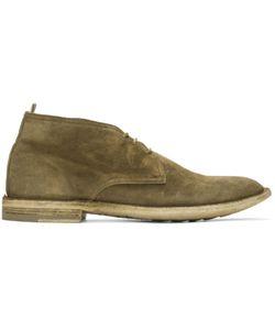 Officine Creative | Suede Standard 5 Boots