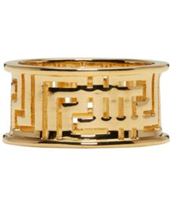 Versace | Large Greek Ring