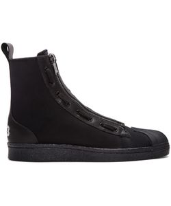 Y-3 | Pro Zip High-Top Sneakers