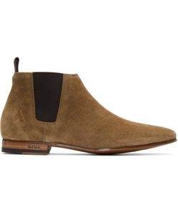 Paul Smith | Suede Marlowe Chelsea Boots
