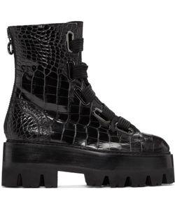 Ellery | Sunny Platform Combat Boots