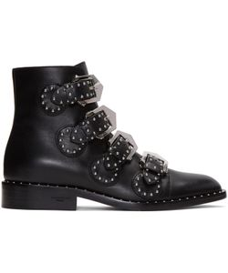 Givenchy | Studded Buckle Boots