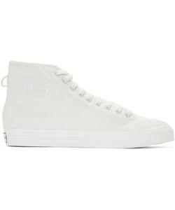 Raf Simons   Adidas Originals Edition Spirit High-Top Sneakers